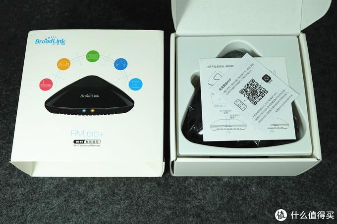 投影机只是一个起点:BroadLink 博联 WiFi  红外射频遥控器