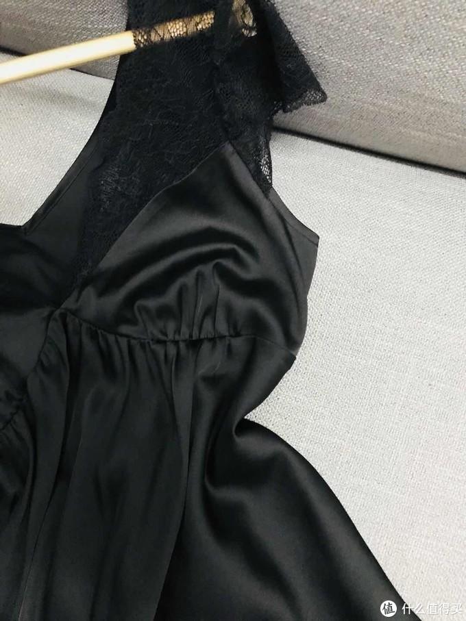 巨蟹座男友送我的蕾丝小性感睡裙—生日礼物开箱(真人秀)