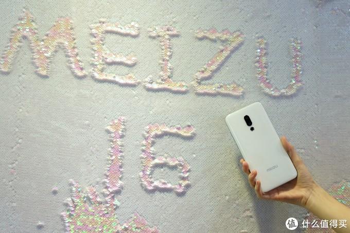 上手全国首台MEIZU 魅族 16th Plus:8+256GB顶配版 手机 开箱