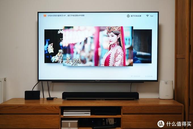 老电视升级!居家出差好伴侣:爱奇艺电视果4G版无限流量卡体验