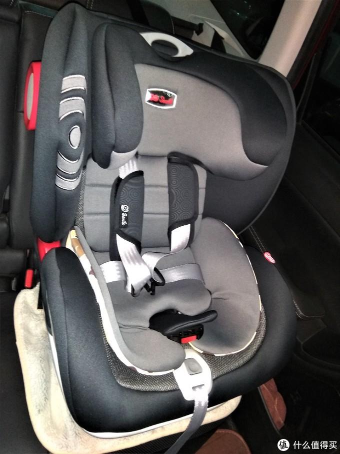 呵护宝宝,少走弯路—一个奶爸更换安全座椅的心得与体会