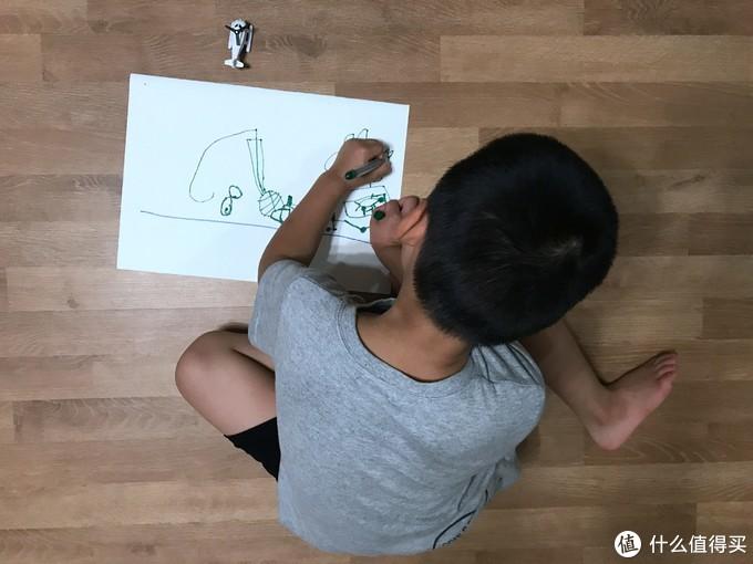 小盆友写写画画 之 画板