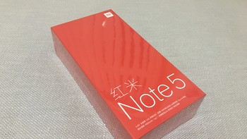 小米 红米Note5 手机外观展示(主机|数据线|按键|接口|卡槽)