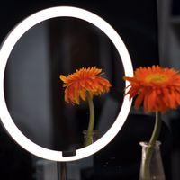 Yeelight 高清感应化妆镜使用体验(红外识别 材质 传感器 灯光)