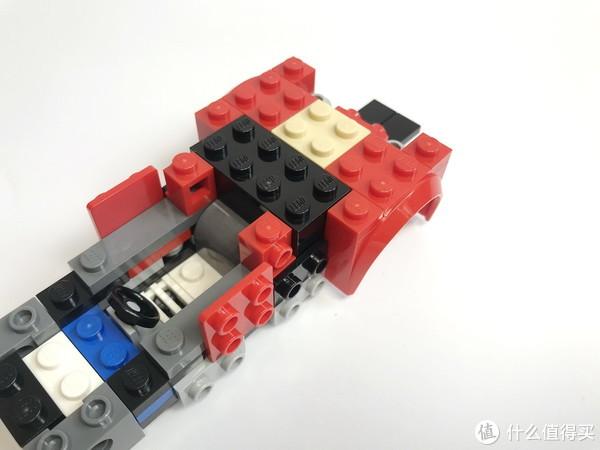 百元名车:LEGO 乐高 赛车系列 75886 法拉利488GT3 Scuderia Corsa车队