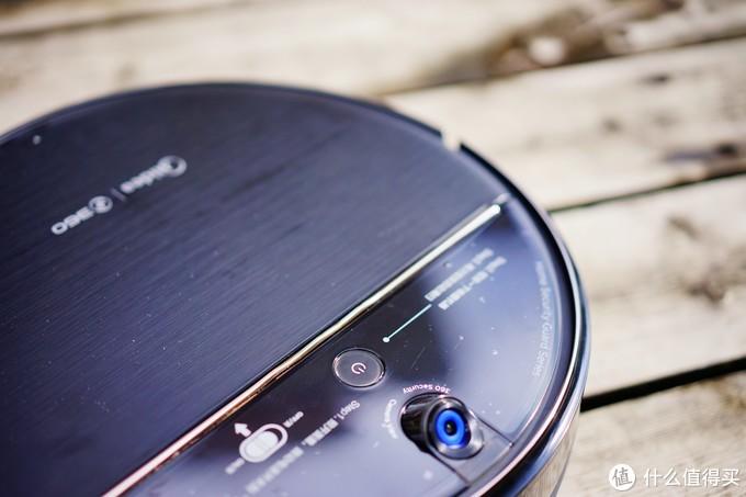 独眼吸力猛兽--美的i5 Extra扫地机