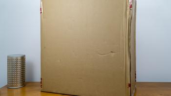 九州风神玄冰55中塔游戏机箱开箱展示(盖板|风扇|底部|灯带|进风口)
