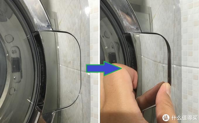 DAEWOO/大宇 壁挂式mini洗衣机开箱及使用心得