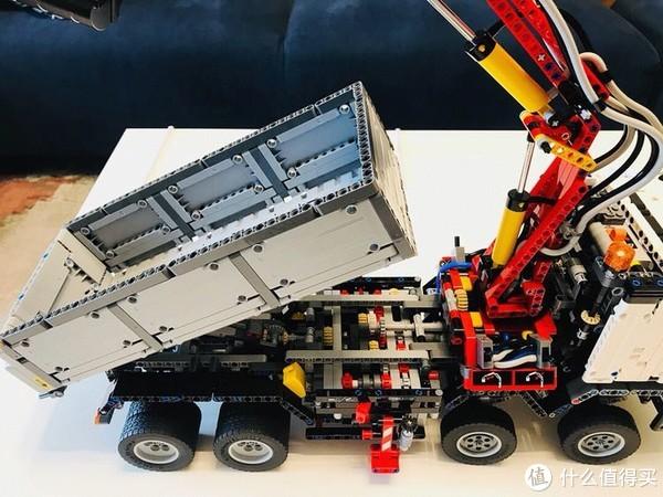 乐高科技42043奔驰卡车开箱拼装&乐高21303机器人瓦力晒单