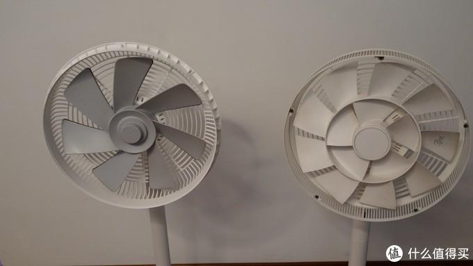 越级PK,巴慕达GreenFan果岭风风扇对比智米二代自然风风扇以及巴慕达断头维修记