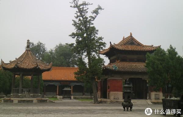 寻古探幽,跨越苏皖豫陕,五岳之首西岳庙(九)