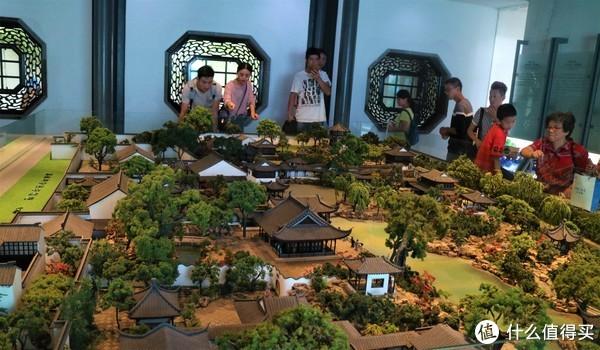 苏州游,逛狮子林定要观苏州博物馆