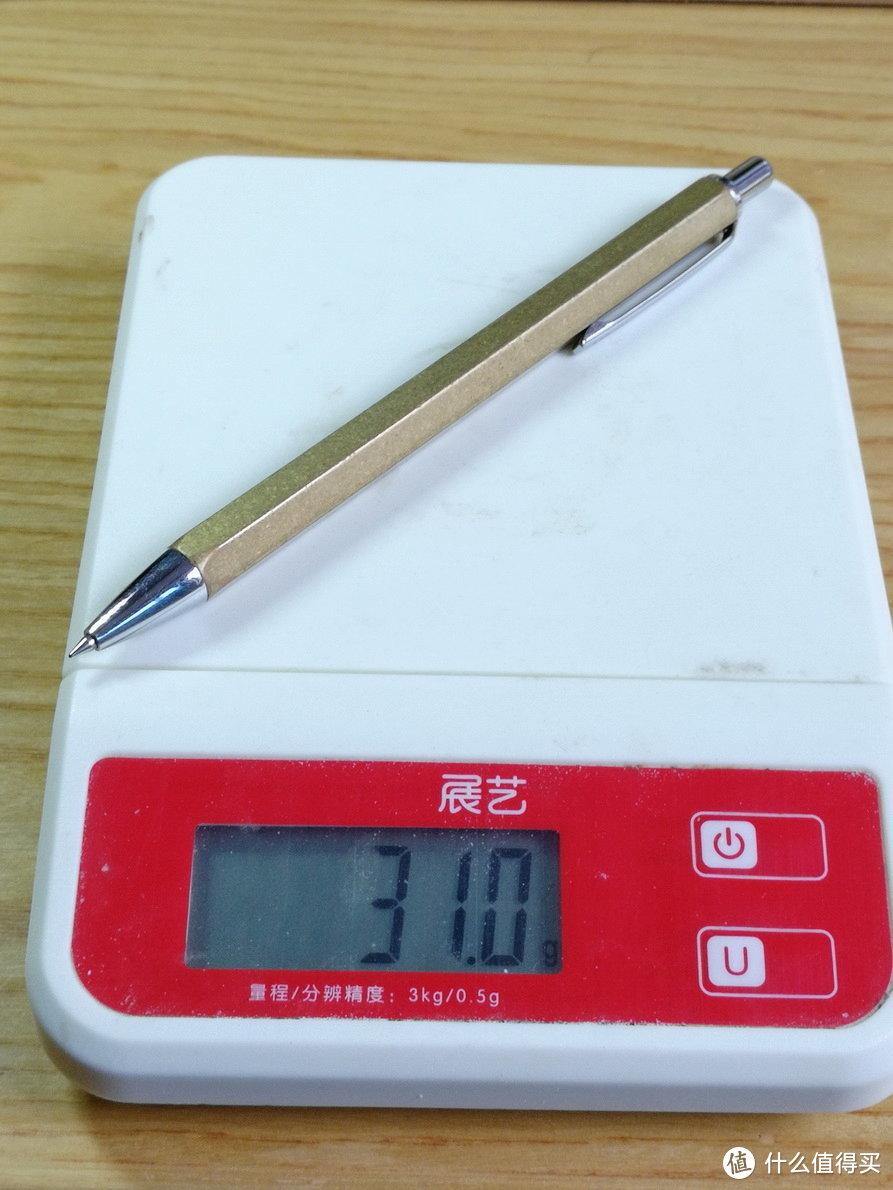 让书写带一点文艺范——晨光【木之语】花梨木按动中性笔