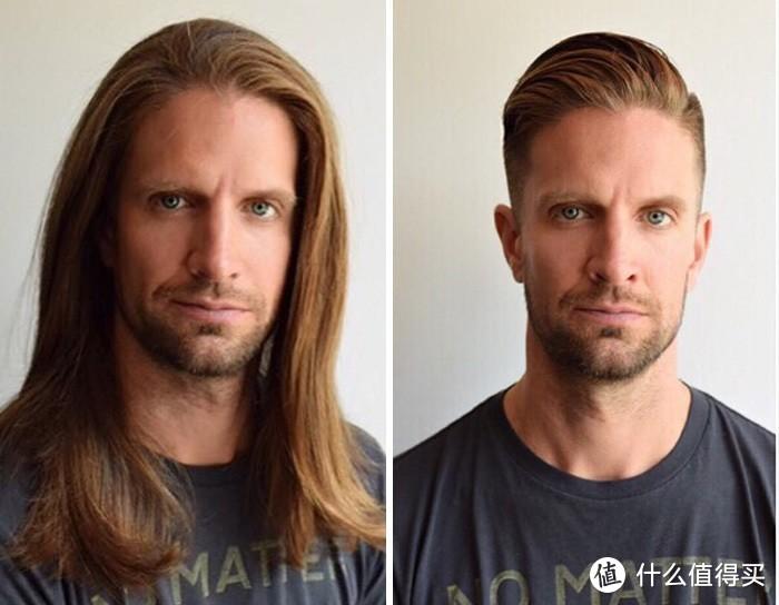 发型对外形的影响