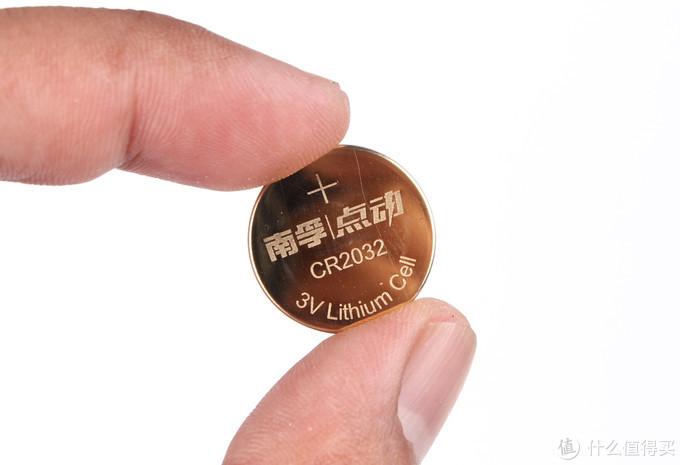 南孚 镀金车钥纽扣电池+5号充电锂电池使用评测