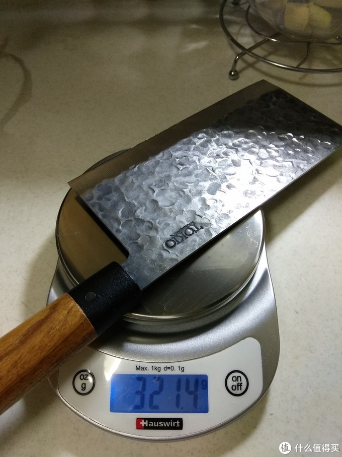 """""""轻""""主妇测刀——TOKIO手工锻造刀四件套测评"""