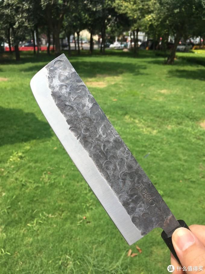 确认过眼神,誓要当煮夫的人.这的确是一套好刀!——TOKIO手工锻造刀 评测