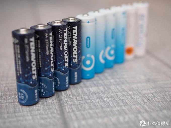 理想很丰满,现实很骨感——南孚5号充电锂电池体验