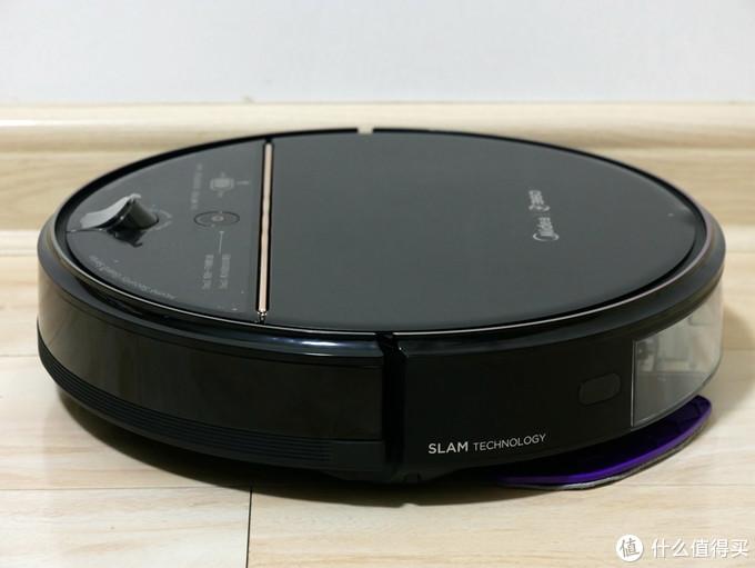 今天家务谁来做?美的i5 Extra扫地机器人评测