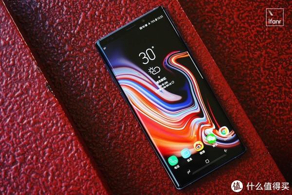三星 Galaxy Note9:一台什么都有的旗舰,能为三星 Note 系列打个翻身仗吗?