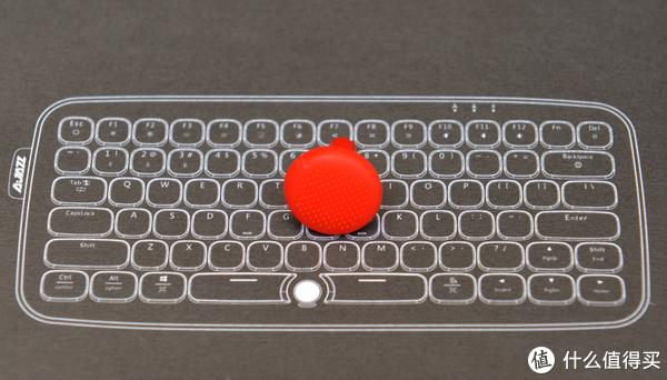 笔记本红点鼠标爱好者的福音,自带鼠标的黑爵ZERO蓝牙双模机械键盘评测