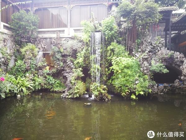 广州最大的园林酒家—泮溪酒家
