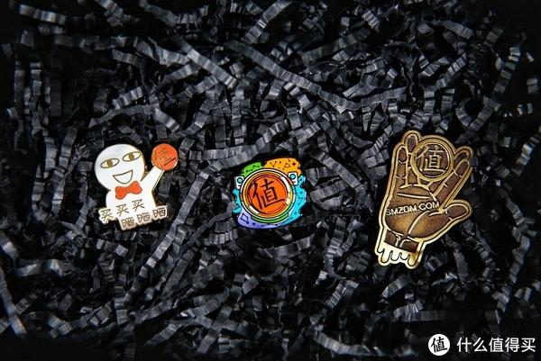 """收藏控的乐园:来自""""值星""""的三款徽章"""