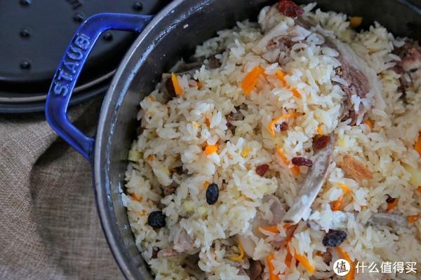 赵薇做的手抓羊肉饭,也是舌尖2里的特色美食!