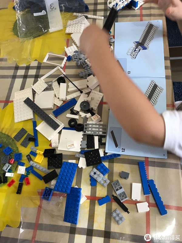 LEGO 乐高 60139 移动指挥中心 开箱分享