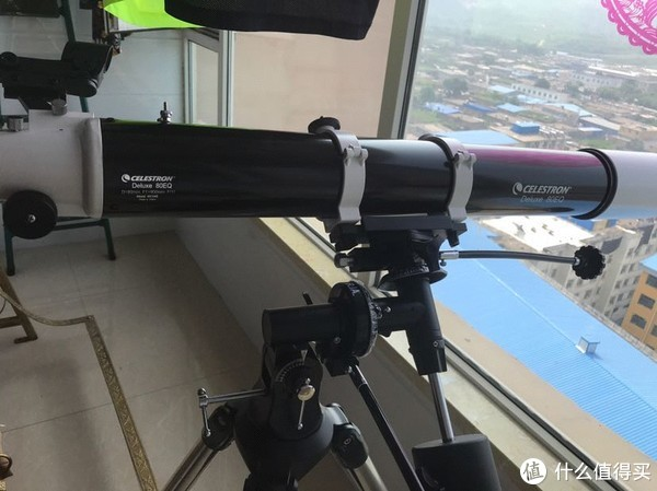 星特朗天文望远镜开箱