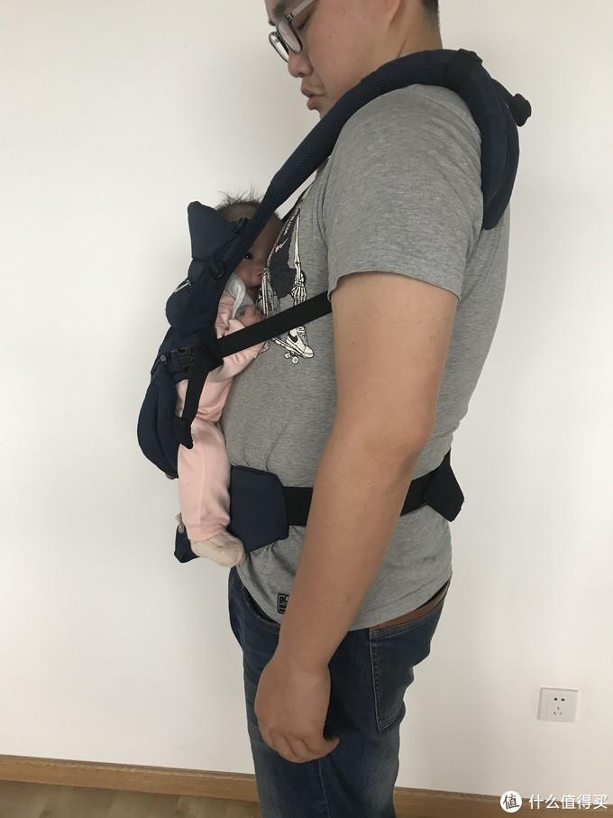 宝贝出游好帮手—我为什么买Ergobaby Omni 全阶段型婴儿背带!