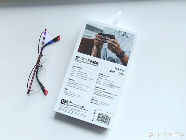 MOMAX摩米士iPhone X背夹充电宝 初体验