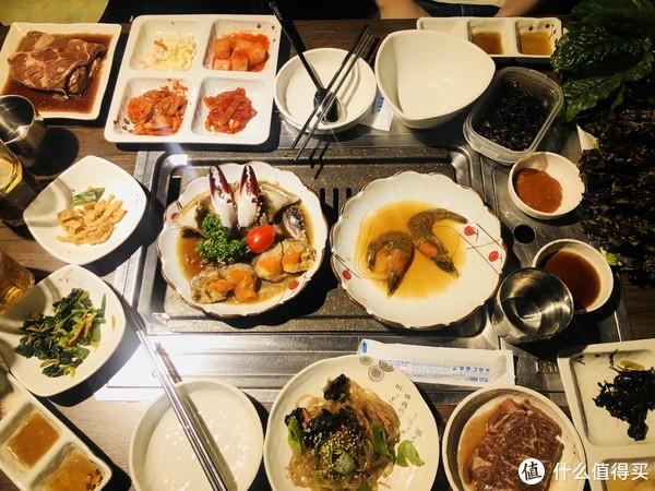 周末坐飞机去韩国逛吃逛吃吧