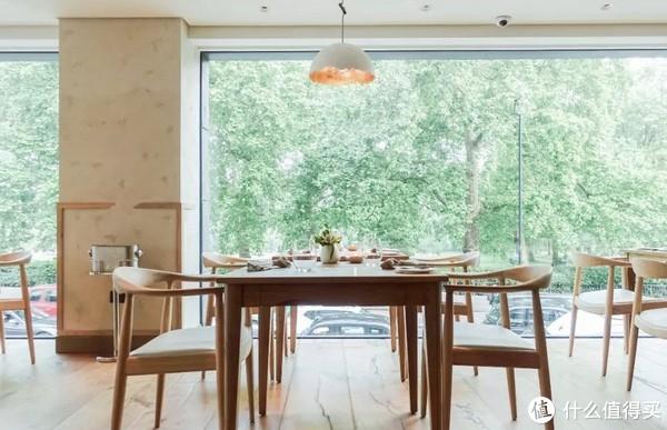还在看攻略?快收下这份伦敦最时髦餐厅地图!