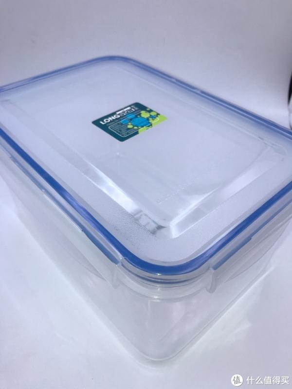 我的万能饭盒—LONGSTAR 龙士达 2.5L 微波炉饭盒保鲜盒 开箱简评