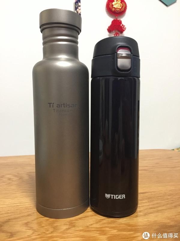 Ti artisan 纯钛水瓶 试用报告