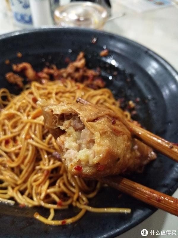 豆腐衣包肉