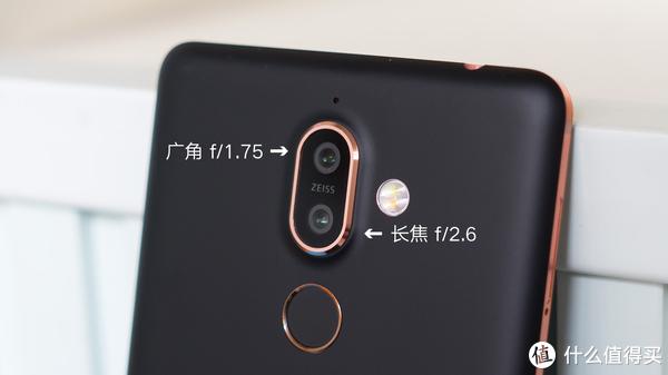 Nokia 7 Plus的变焦双摄组合