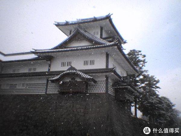 加贺藩的藩厅金泽城城堡,后来加贺藩有时也成为金泽藩
