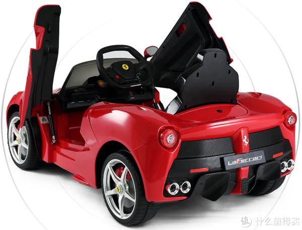 星辉法拉利童车2.4G6V儿童电动车
