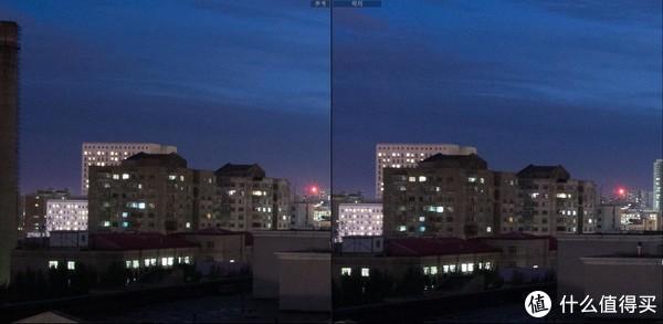 最左边画面分辨率,感觉VM15反超了FE16-35