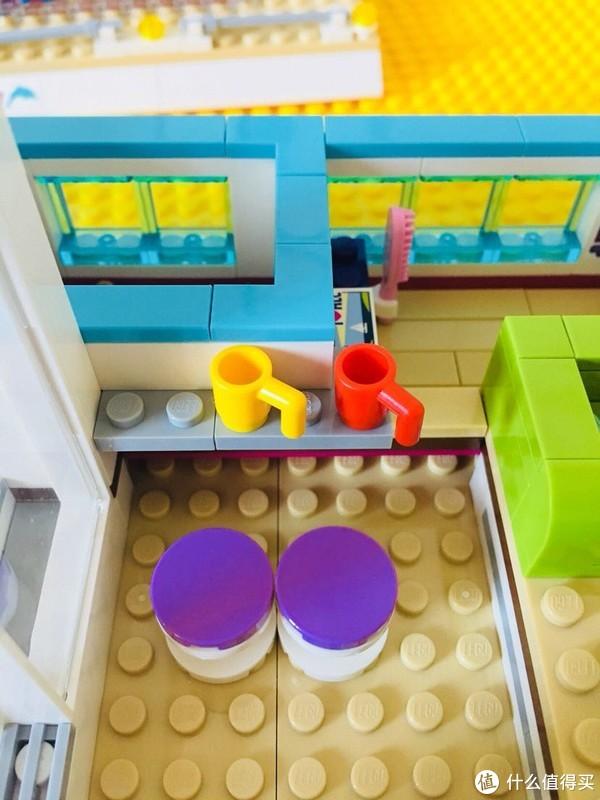 扬帆起航—LEGO 乐高 41317 阳光号游艇 开箱晒物