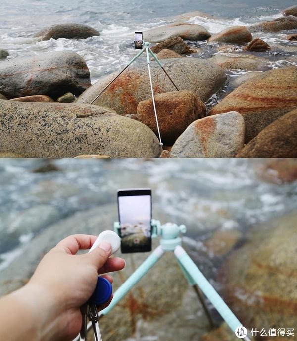 高颜值专业手机支架,NEX三脚架评测
