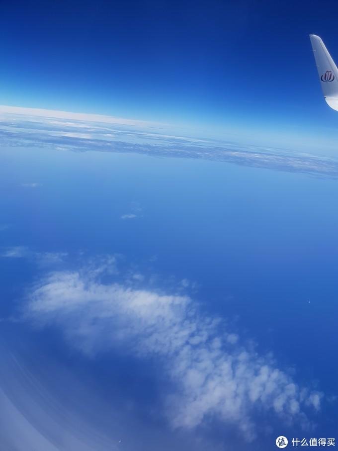 已经在南海上空