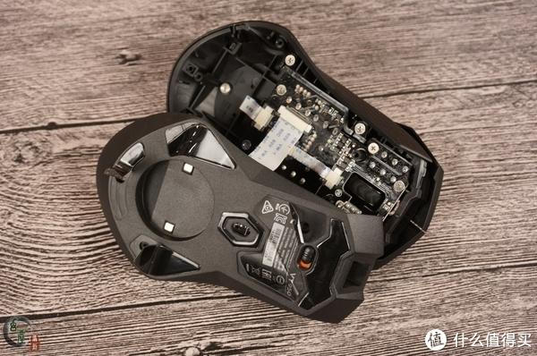 拆鼠标的这个坏习惯还是改不了,雷柏旗舰级VT950无线双模电竞鼠标拆解