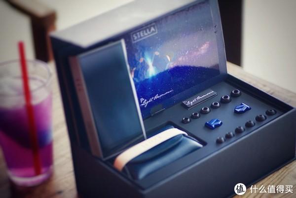 诠释音乐与美的星夜女神—Light Harmonic Stella 耳机 开箱