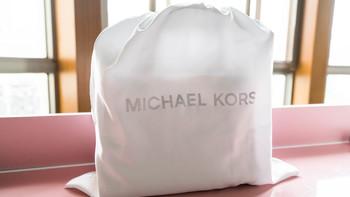 MICHAEL KORS Reagan 超小号皮质手提包使用总结(尺寸|价位|做工|用料)