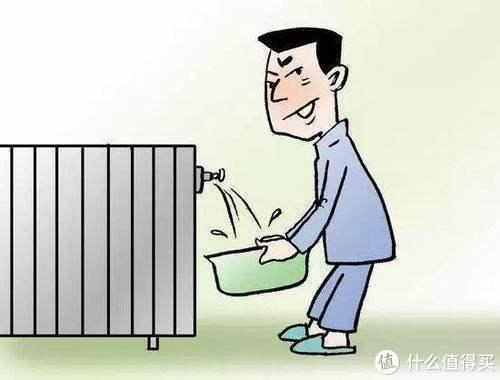 供热初期家里的暖气片不热怎么解决