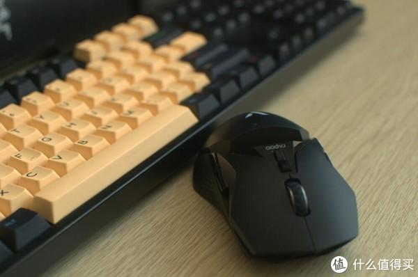 Shera爸的拆解评测之九:Rapoo 雷柏 VT950 双模游戏鼠标