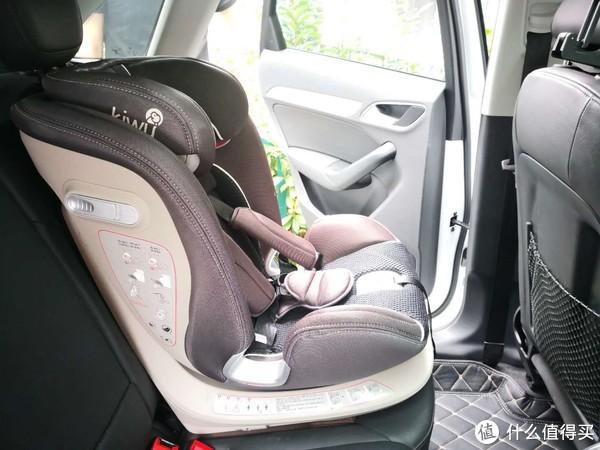 KIWY新款安全座椅开箱记